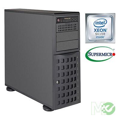 MX78595 V_ST3000iv192 Barebones Server w/ Xeon® Silver 4214, 32GB DDR4-2666 ECC Reg, 1TB M.2 NVMe SSD, Windows Server Standard 2019