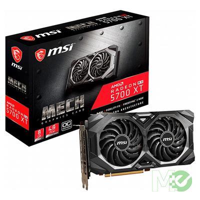 MX78673 Radeon RX 5700 XT MECH OC 8GB PCI-E w/ HDMI, Triple DP
