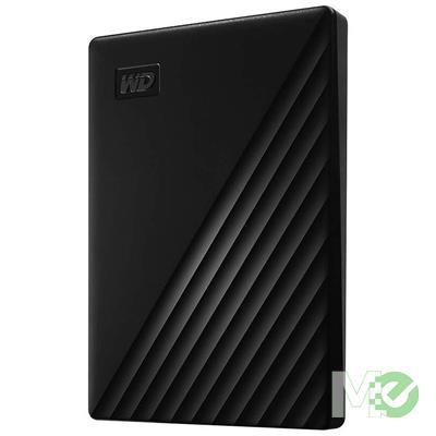 MX78690 1TB My Passport Portable HDD, USB 3.2, Black