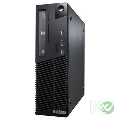 MX78753 ThinkCentre M73 SFF PC (Refurbished) w/ Core™ i5-4570, 8GB, 256GB SSD, DVD-ROM, Windows 10 Pro