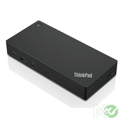 MX78807 ThinkPad USB-C Dock Gen 2 w/ Dual DP, HDMI, 5 USB, Ethernet