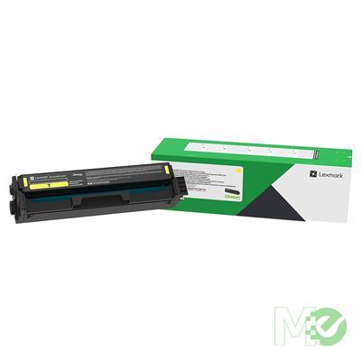 MX78867 C3210Y0 Return Program Print Cartridge, Yellow
