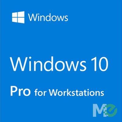 MX79056 Windows 10 Pro Workstation Edition, 64 bit, 1 License, DVD-ROM