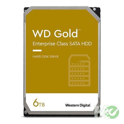 MX79069 6TB Gold Enterprise Hard Drive, SATA III w/ 256MB Cache
