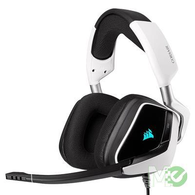 MX79117 VOID RGB ELITE USB 7.1 Surround Sound Premium Gaming Headset, White