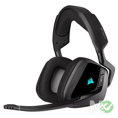 MX79118 VOID RGB ELITE Wireless 7.1 Surround Sound Premium Gaming Headset, Carbon