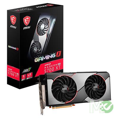 MX79137 Radeon RX 5700 XT GAMING X 8G PCI-E w/ HDMI, Triple DP
