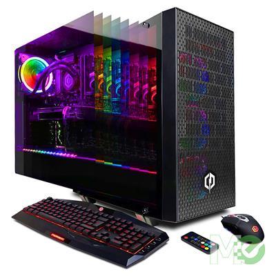 MX79214 SLC10000CPGv3 Gamer Supreme w/ Core™ i7-9700K, 16GB, 240GB SSD + 2TB HDD, RTX 2060 Super, Win 10, Keyboard, Mouse & Remote