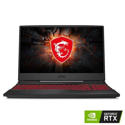 MX79266 GL65 9SE-055CA w/ Core™ i7-9750H,  16GB, 512GB NVMe SSD, 15.6in Full HD 120Hz, GeForce RTX 2060, Windows 10