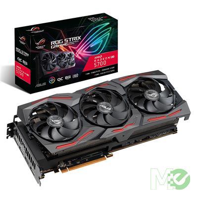 MX79288 ROG STRIX RX5700 OC GAMING Radeon RX 5700 8GB PCI-E w/ HDMI, Triple DP