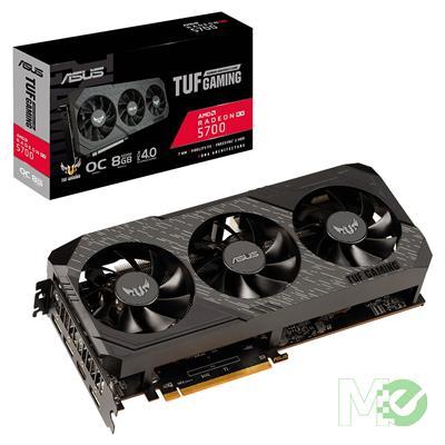 MX79289 TUF 3 O8G Gaming Radeon RX5700 8GB PCI-E w/ HDMI, Triple DP