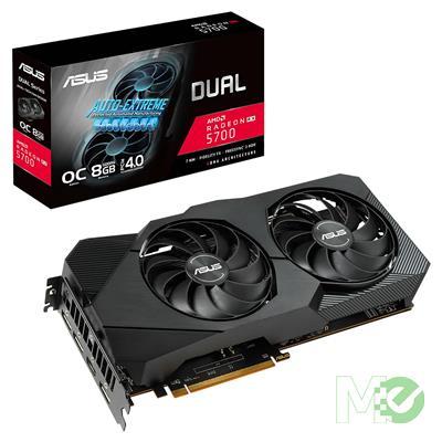 MX79290 DUAL RX5700 OC EVO Gaming Radeon RX 5700 8GB PCI-E w/ HDMI, Triple DP