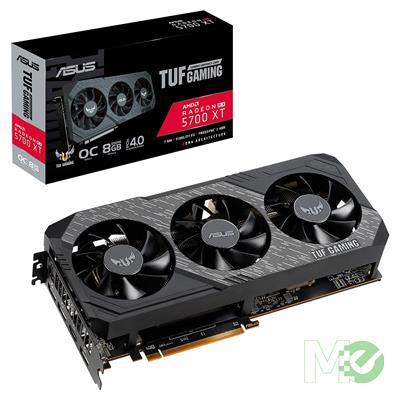 MX79364 TUF 3 RX5700XT OC Gaming Radeon RX 5700 XT 8GB PCI-E w/ HDMI, Triple DP