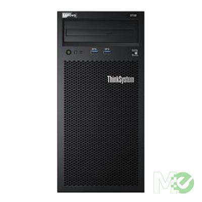 MX79365 ThinkSystem ST50 Server Tower  w/ Xeon E-2124G 3.4 GHz , 8 GB DDR4 ,Intel UHD Graphics