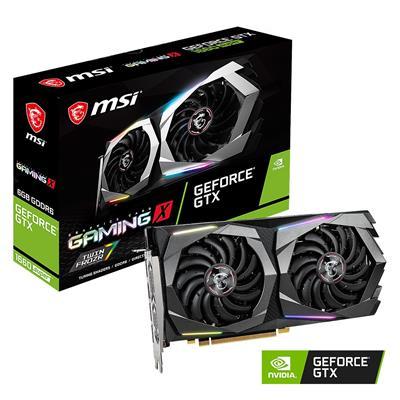 MX79541 GeForce GTX 1660 SUPER GAMING X 6GB PCI-E w/ HDMI, Triple DP