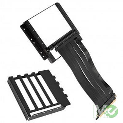 MX79602 O11D-1 Premium PCI-E Riser, Black