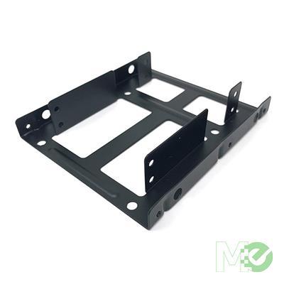 "MX79632 Dual 2.5"" Metal SSD / HDD Mounting Bracket Kit"