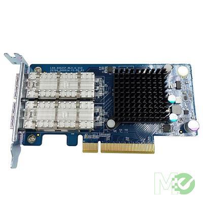 MX80016 Dual-port 40GbE QSFP+ Network Expansion Card, Mellanox