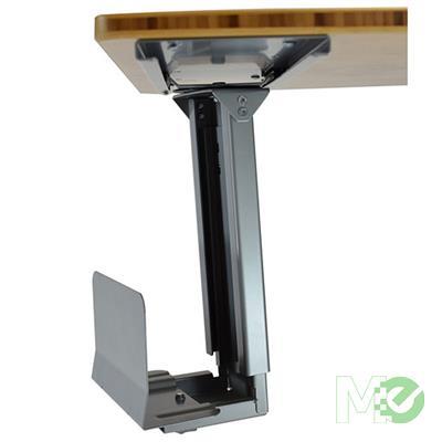 MX80090 Under-Desk Computer Holder w/ Swivel & Slide