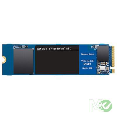 MX80114 Blue SN550 M.2 PCI-E NVMe SSD, 500GB