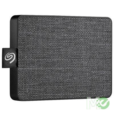 MX80232 One Touch SSD, 500GB, USB 3.0, Black