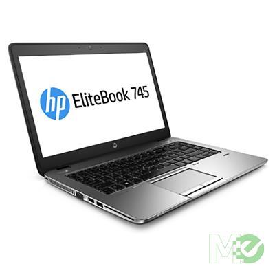 MX80301 EliteBook 745 G2 (Refurbished) w/ A10-7305B, 8GB, 256GB, 14.0 HD DIsplay, Windows 10 Pro