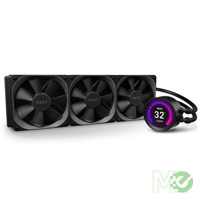MX80530 Kraken Z73 360mm AIO Liquid CPU Cooler w/ LCD Display