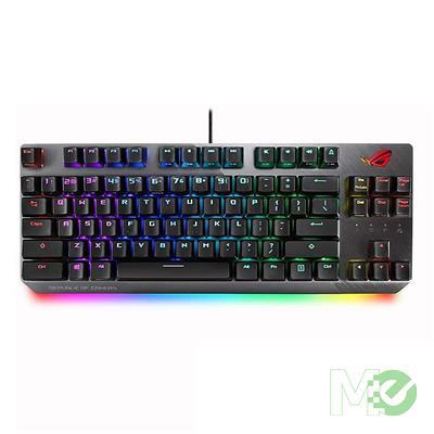 MX80579 ROG Strix Scope TKL Gaming Keyboard w/ Cherry MX Red Switch
