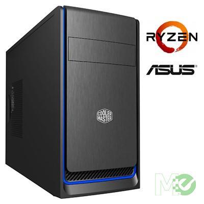 MX80602 VT1050A Home PC w/ Ryzen™ 3 3200G, 16GB, 500GB M.2 NVMe SSD, 802.11ac, Bluetooth v4.2, Windows 10 Home