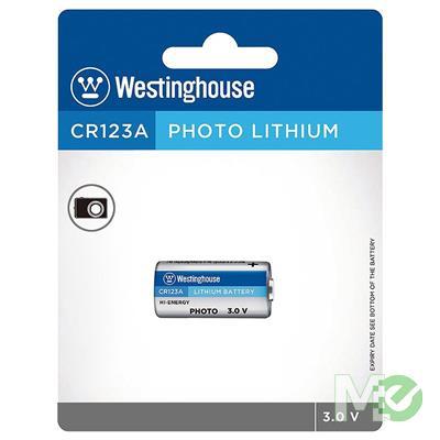 MX80762 CR123A Lithium Photo Battery