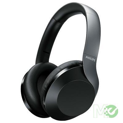 MX80798 TAPH805 Hi-Res Audio Bluetooth Wireless Headphones w/ Microphone, Black