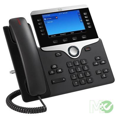 MX80825 IP Phone 8841, Black