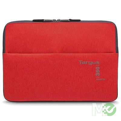 MX80919 360 Perimeter 15.6in Laptop Sleeve, Red