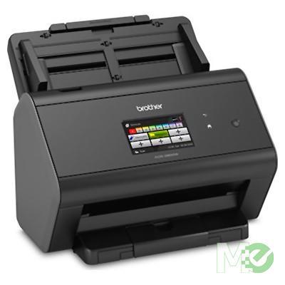 MX81053 ADS-2800W High Speed 600dpi Colour Desktop Duplex Scanner w/ ADF, USB Type-A, Ethernet, IEEE 802.11 b/g/n
