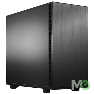 MX81090 Define 7 ATX Case, Black Solid
