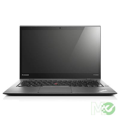 MX81204 ThinkPad X1 Carbon 3 (Refurbished) w/ Core™ i5-5300U, 8GB, 256GB SSD, 14.0in HD, Windows 10 Pro