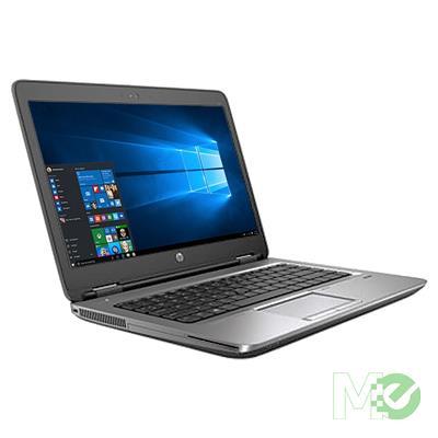 MX81206 ProBook 640 G2 (Refurbished) w/ Core™ i5-6300U, 8GB, 256GB SSD, 14in Full HD, Windows 10 Pro