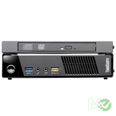 MX81209 ThinkCentre M93P Tiny (Refurbished) Desktop PC w/ Core™ i5-4570T, 8GB, 256GB SSD, Windows 10 Professional