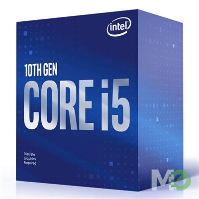 MX81276 Core™ i5-10400F Processor, 2.9GHz w/ 6 Cores / 12 Threads
