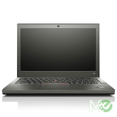 MX81336 ThinkPad X240 (Refurbished) w/ Core™ i5-4300U, 8GB, 256GB SSD, 12.5in HD, Windows 10 Pro