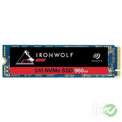 MX81400 960GB IronWolf 510 M.2 PCIe Gen3 NVMe SSD