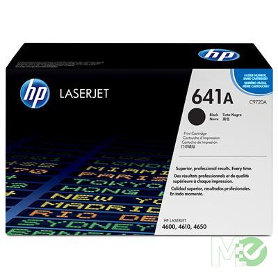 MX8142 Color LaserJet 641A Print Cartridge, Black