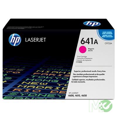 MX9139 Color LaserJet 641A Print Cartridge, Magenta