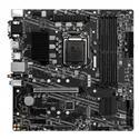 MX00113206 B460M PRO-VDH WIFI  w/ DDR4-2933, 7.1 HD Audio, Dual M.2,  SATA 6Gb/s, Gigabit Lan, Wifi and Bluetooth