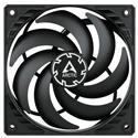 MX00116134 P12 Slim PWM PST 120mm Case Fan, Black