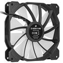 MX00116376 iCUE SP140 RGB ELITE Performance 140mm PWM Cooling Fan w/ Lighting Node CORE, 2-Pack