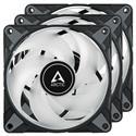 MX00117111 P12 PWM PST A-RGB 120mm Case Fan, 3-Pack