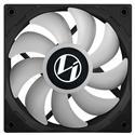 MX00117216 ST120 ARGB 120mm Case Fans, 3-Pack w/ Fan Controller, Black