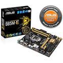 B85M-E/CSM w/ Dual DDR3 1600, 7.1 Audio, Gigabit Lan, HDMI, DisplayPort, DVI, D-Sub