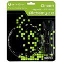 MX60057 Alchemy 2.0 Magnetic LED Strip, Green, 300mm